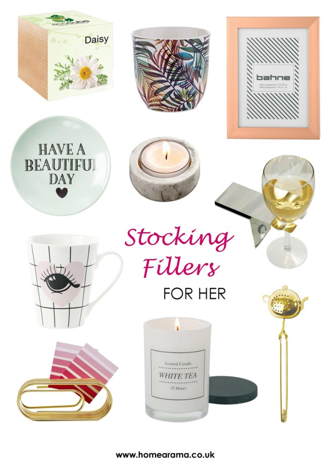 Stocking Fillers For Her