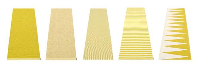 Yellow Interiors Pappelina Rugs