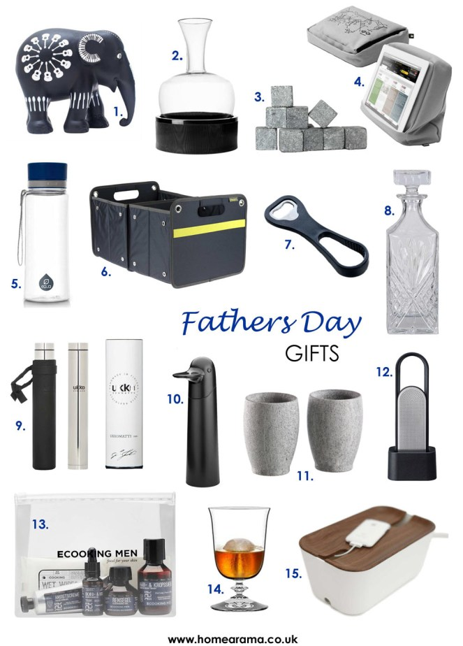 Father's Day 2018 Gift Guide