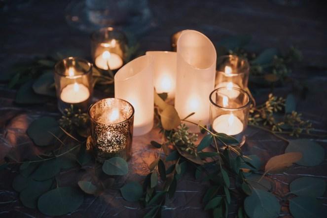 Glam Halloween Candlelight