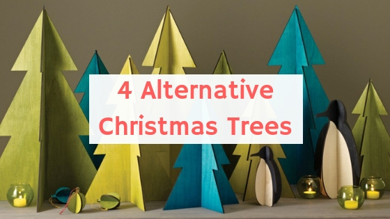 4 Alternative Christmas Trees