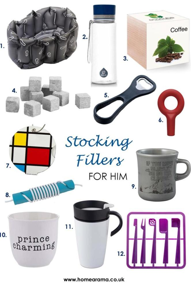 Stocking Fillers For Him