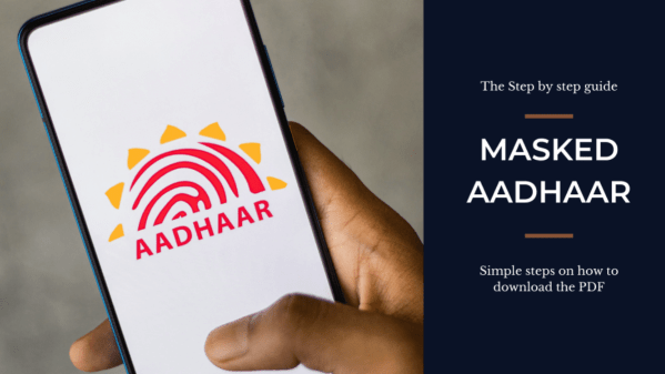 How to download masked Aadhaar PDF
