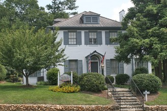 Dr. Wiley S. Cozart House