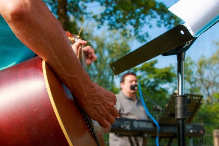 outdoor summer concert series and other summer events in cary