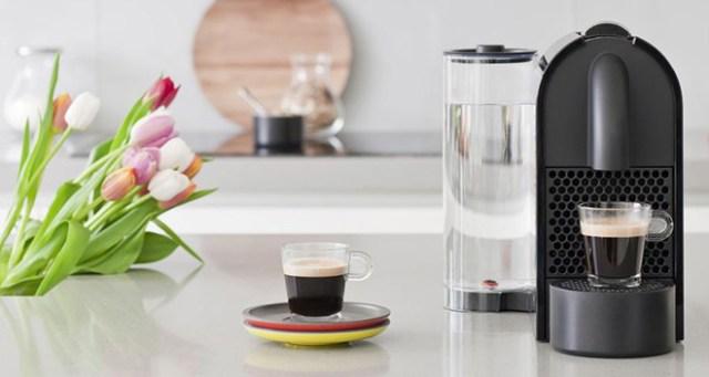 Nespresso-kitchen-setting