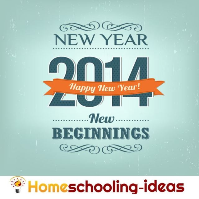 Happy New Year from Homeschooling-ideas