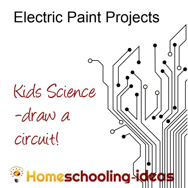 Electric Paint Project Ideas