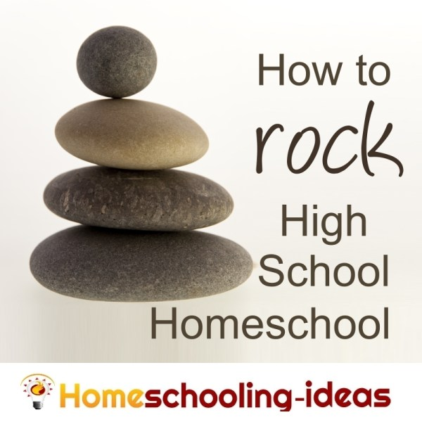 How to Rock Homeschool High School