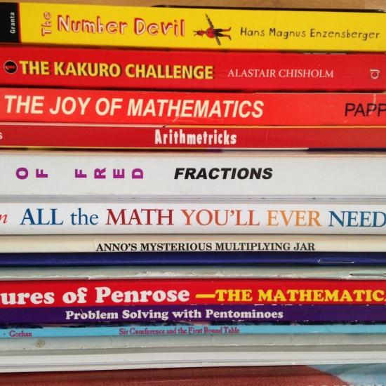 Math Books for Homeschooling