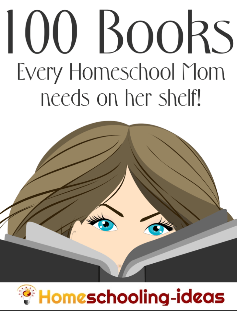 100 Books every Homeschool Mom Needs