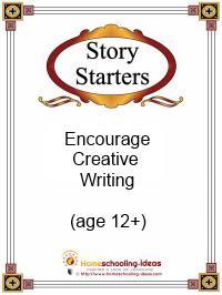 Homeschooling Story Starters