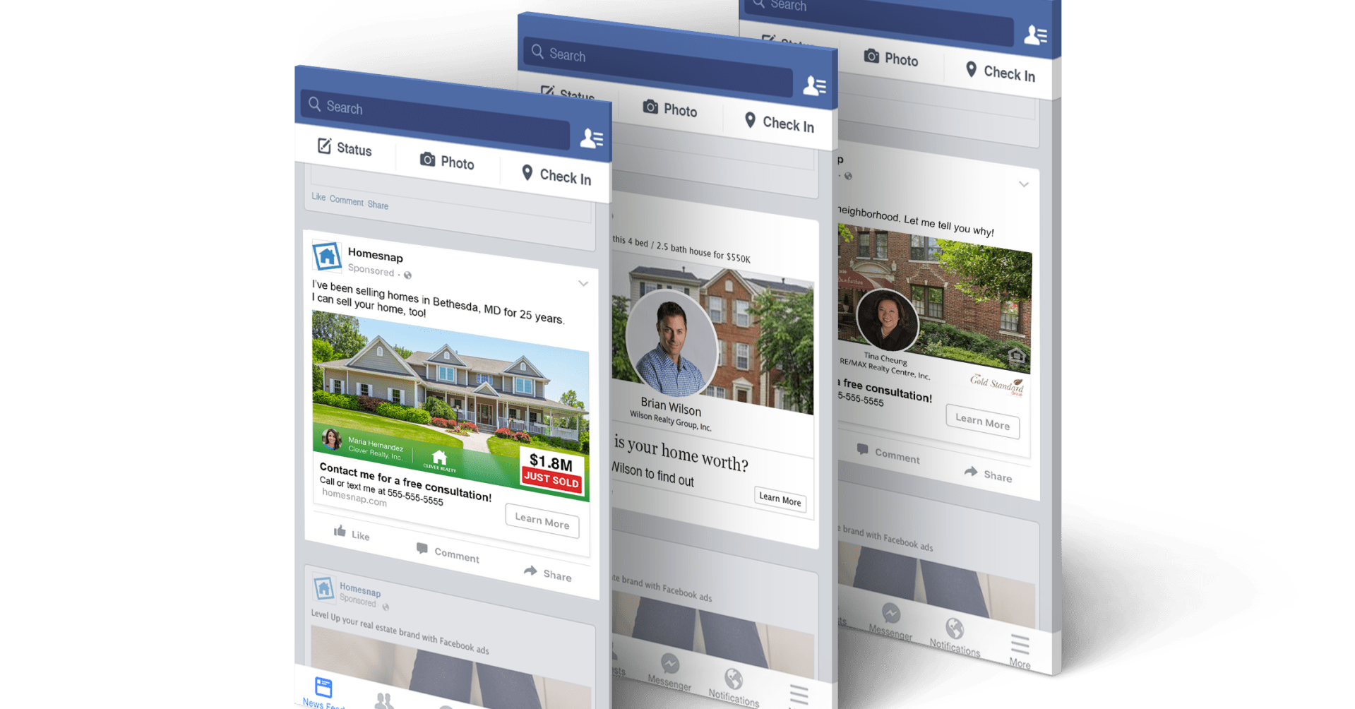 Myths Real Estate Facebook Ads Homesnap