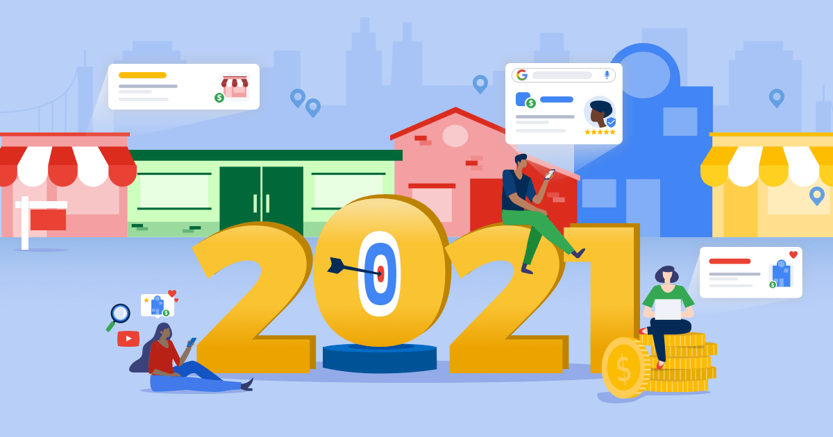 Google 2021 Real Estate