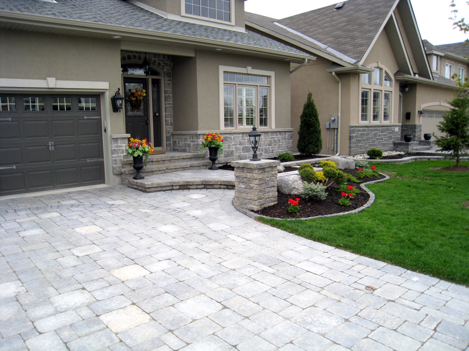 Best Driveway Surfaces for Canada on Backyard Decor Canada id=62072