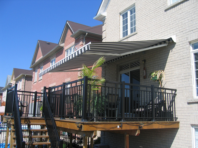 Choosing The Perfect Patio Awning