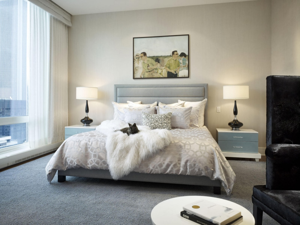 Considerations When Adding Carpet In A Bedroom