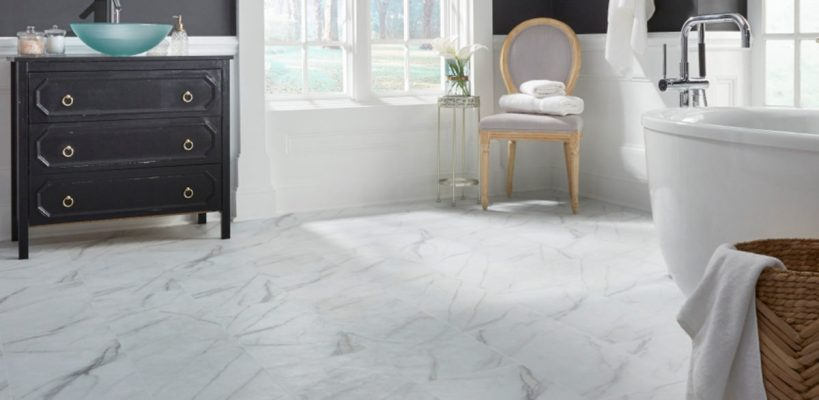 lvf bathroom flooring