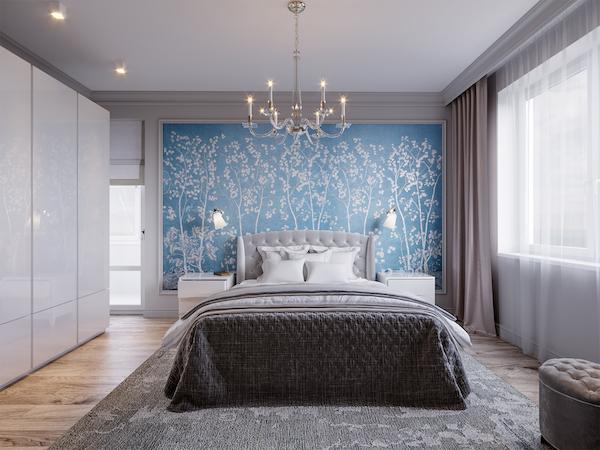 dramatic bedroom trends 2019