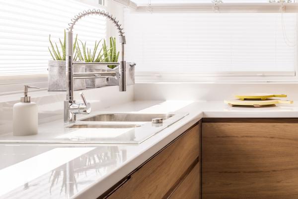 basement kitchen countertops