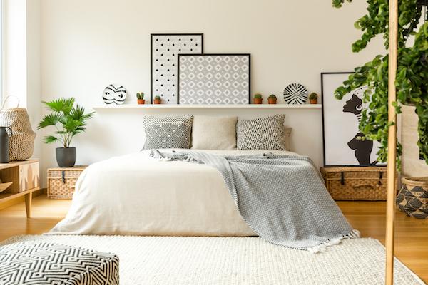 mix matched bedroom bedroom trends 2019