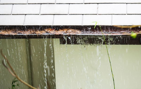 Dangers Of Not Cleaning Your Gutters roof damage