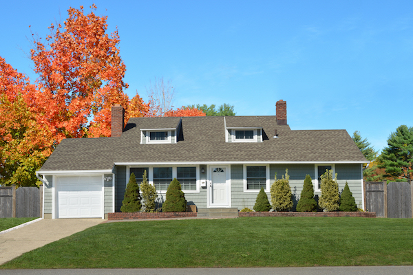 fall projects highest roi exterior updates