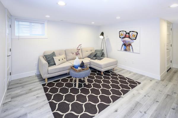 basement new floors best basement projects roi