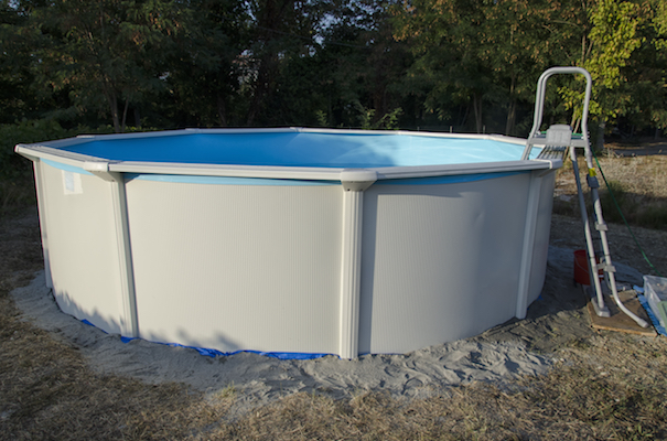 easy installation benefits of an above ground pool