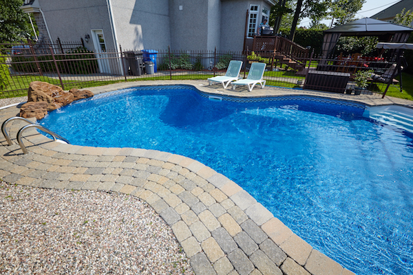 final steps process installing in-ground pool
