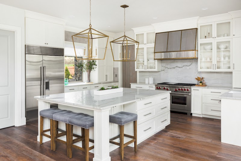 5 Ideas To Update Your Kitchen Island