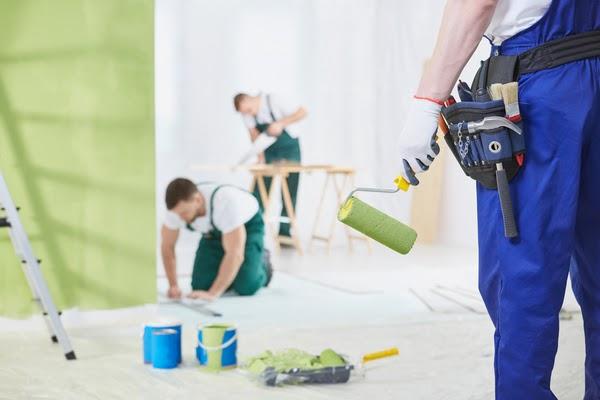 paint crew painting