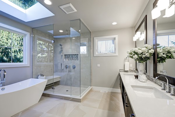 how often to clean bathroom surfaces