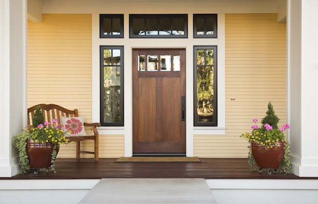 front door accessories easy curb appeal updates for spring