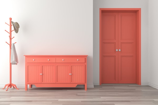 painted interior doors