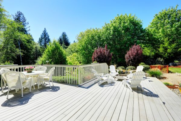 composite deck materials how to maintain