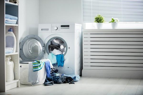 laundry room coronavirus free