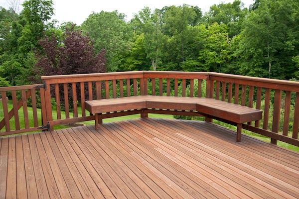 redwood best deck material canada