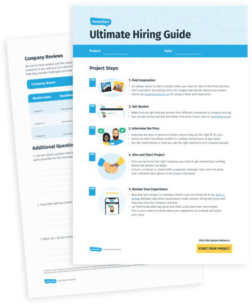 HomeStars Ultimate Hiring Guide