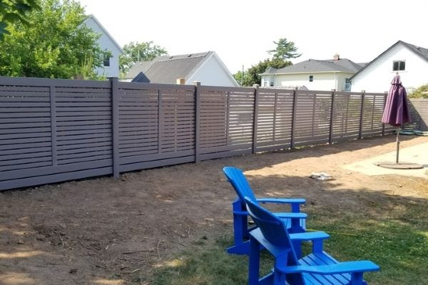 new breezewood fence projects