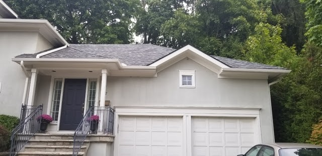 new roof project