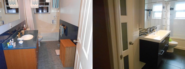 full bathroom reno new project
