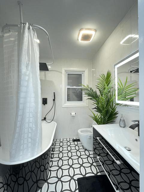 bathroom renovation in barrie