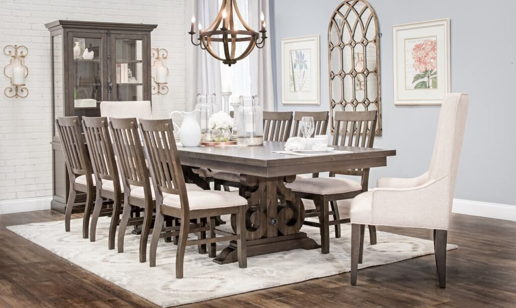 How To Design A Dining Room Decor Ideas Home Zone Furniture