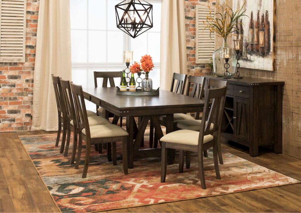 How To Make A Cozy Dining Room Decorating Ideas Home Zone