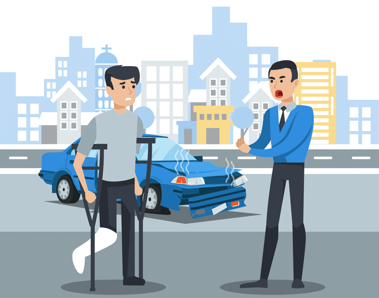 What happens when someone else is driving my car and gets in an accident?