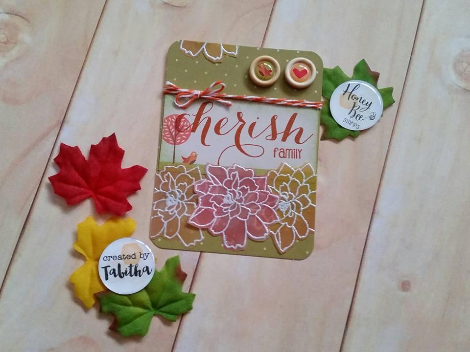 Cherish Card for Project Life