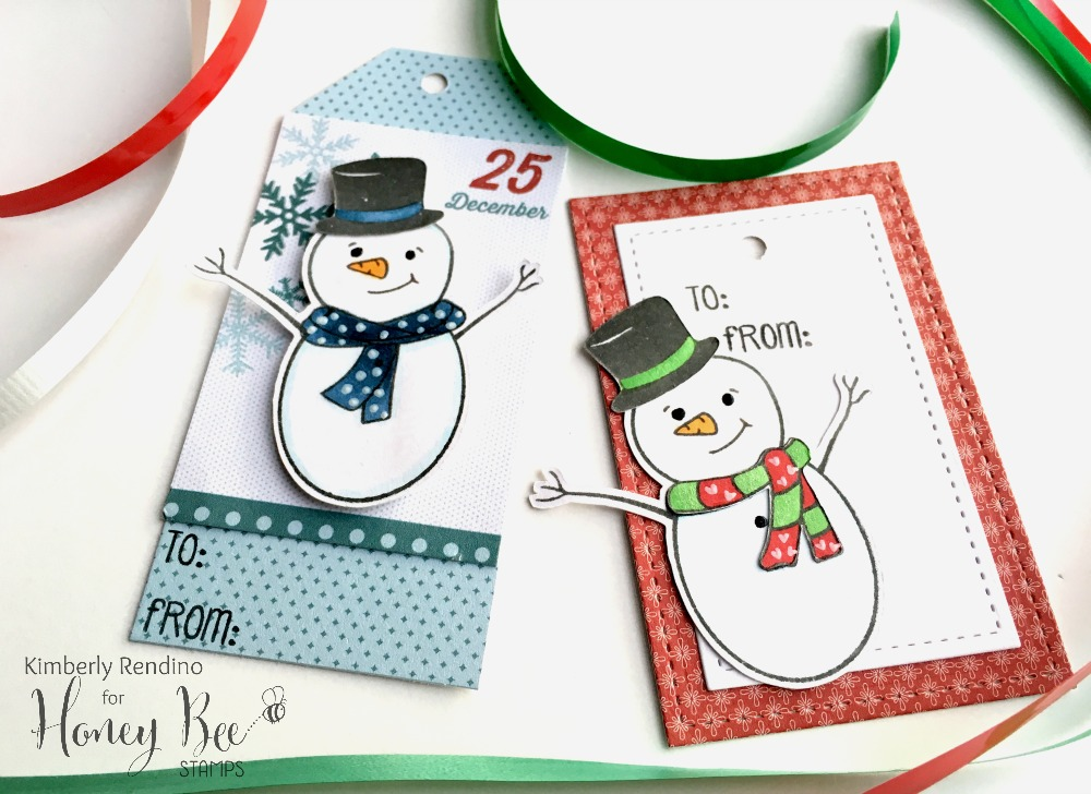 Merry Christmas from Honey Bee Stamps!