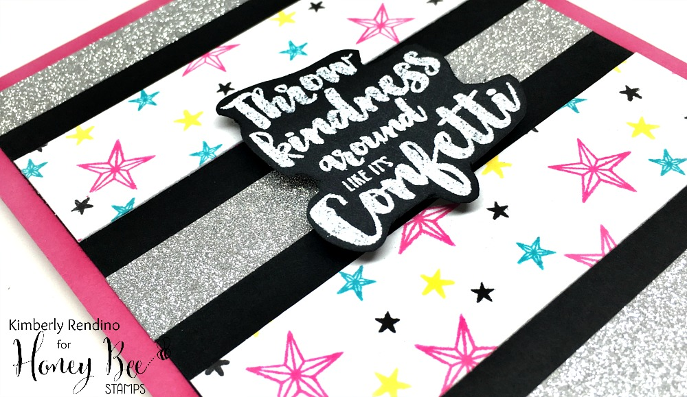 Starry Background Paper