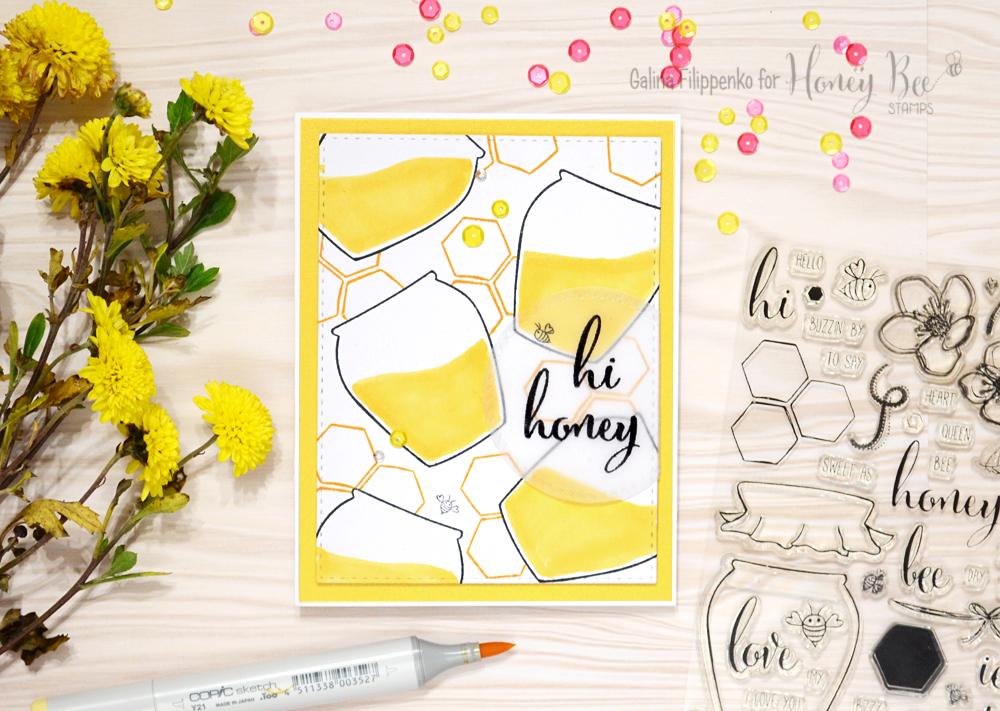 Honey card